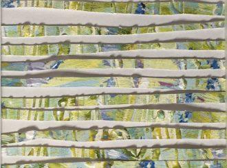 Reading between the Lines, Liane Jamieson (mixed media)