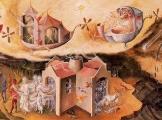 Creation of the World or Microcosm, Remedios Varo