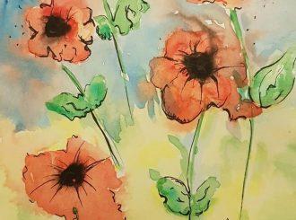 Remember by Karen Torley (Watercolour)